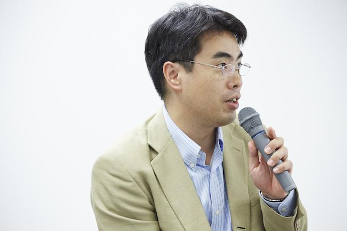 川上慎市郎さんは日経ビジネス記者時代、日本NPOセンターのロビー活動や機関誌の編集などもしてきた。非営利組織での活動は学生時代からのライフワークだという。cakesにてPTA活動の経験を発信している。