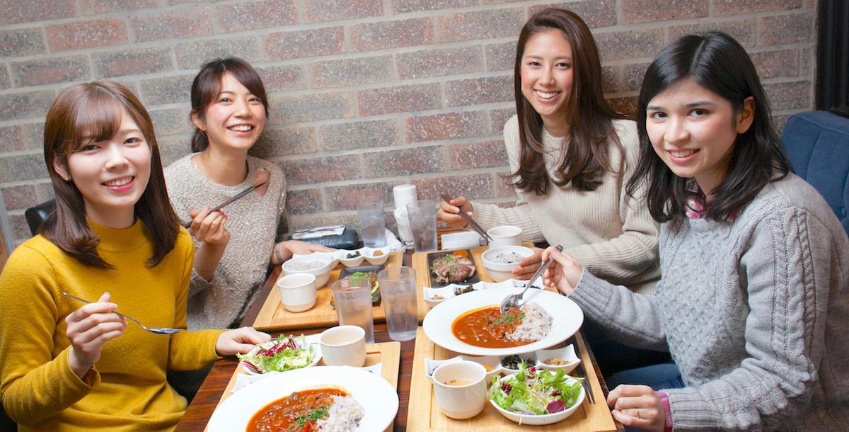 日本橋でお昼休みを満喫♥サイボウズ女子社員おすすめ「おしゃれランチ」4選