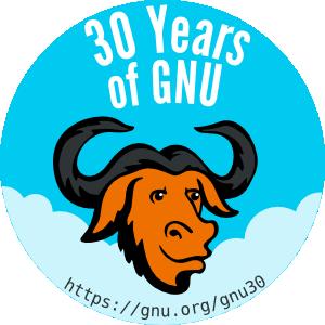 GNUプロジェクト30周年──すべてはここから始まった