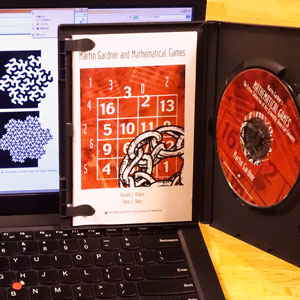 「Martin Gardner's Mathematical Games [CD-ROM]」──techな人にお勧めする「意外」な一冊(17)