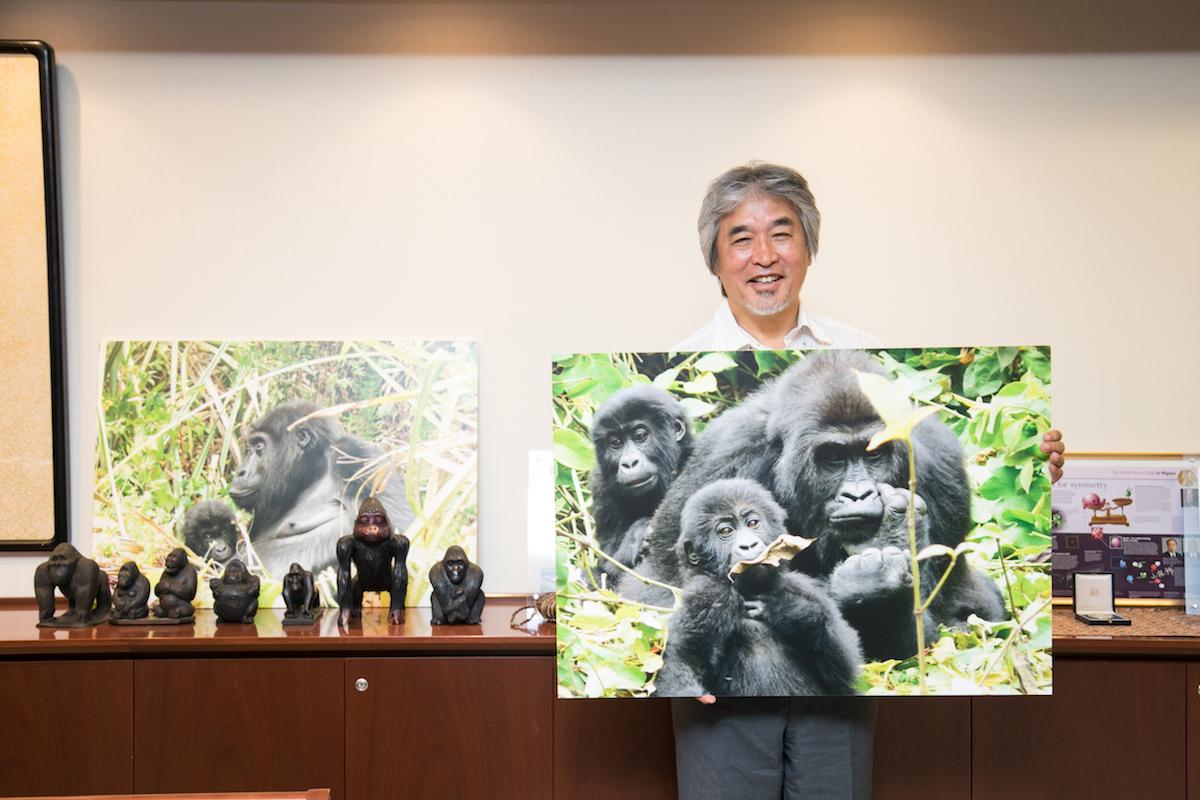 「チームワークを発揮できるのは、全動物の中で人間だけなんです」──霊長類の第一人者・山極京大総長にチームの起源について聞いてみた