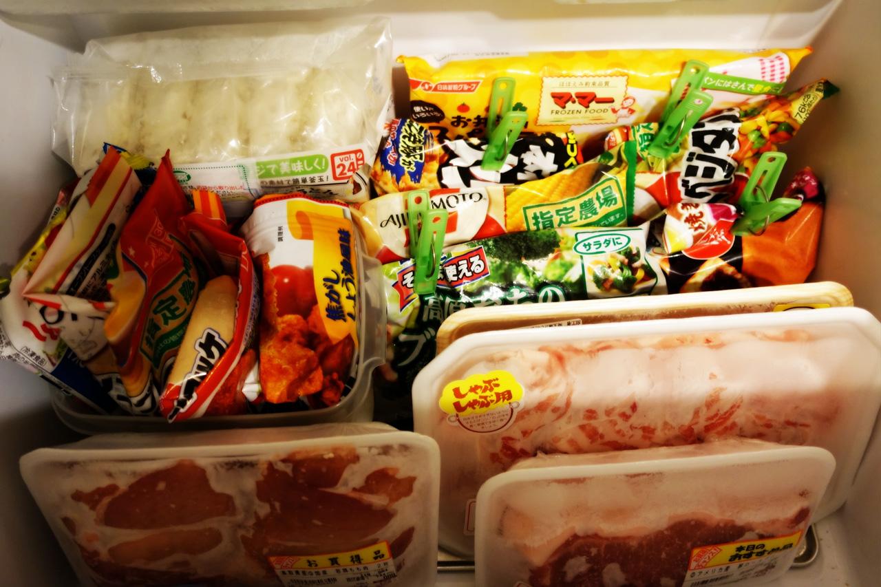 冷凍庫の賢い整理方法──コデラ総研 家庭部(36)